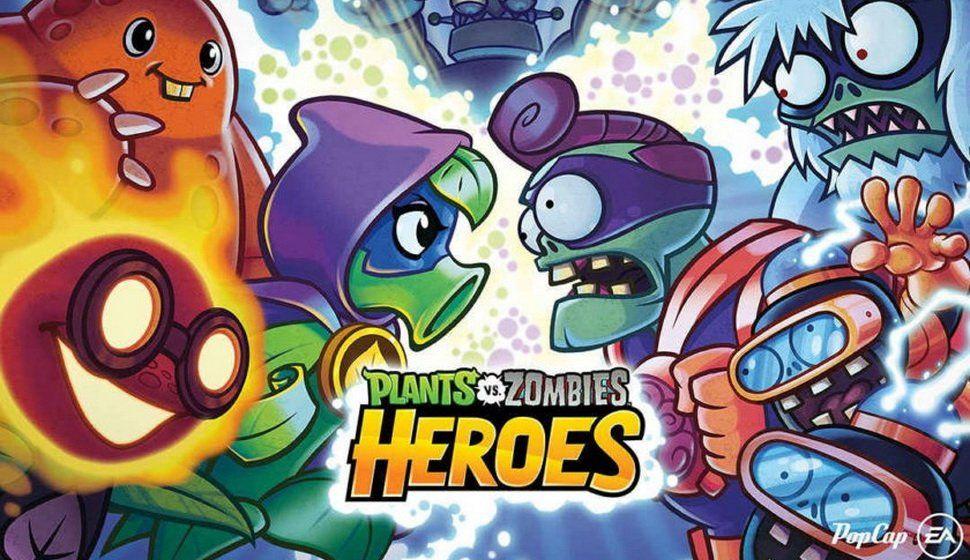 Plants vs. Zombies Heroes Διαθέσιμο σε όλο τον κόσμο για