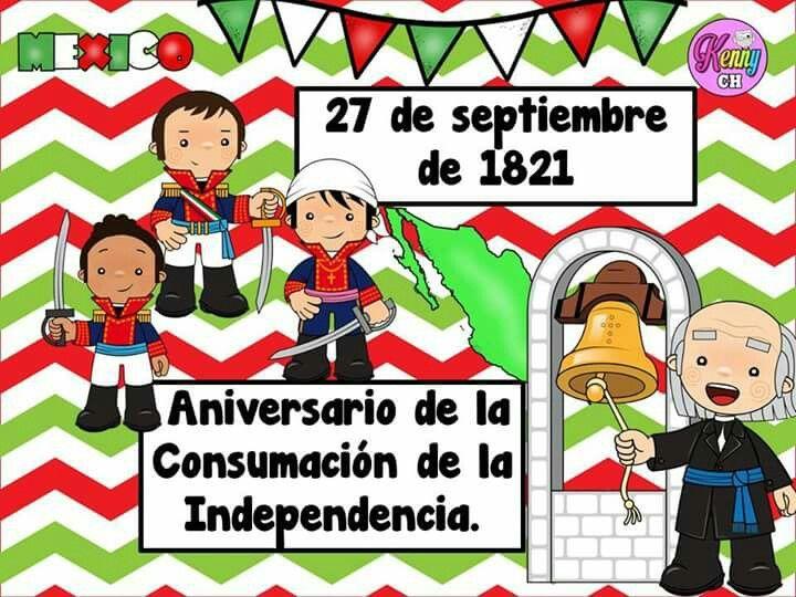 Pin De Anna Lopez En Efemerides Efemerides De Septiembre Personajes De La Independencia Periodico Mural Septiembre