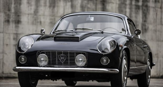 1962 lancia flaminia classic driver market robert s morgan rh pinterest co uk