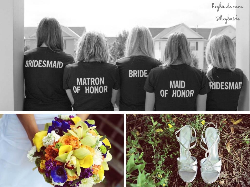 Always a bridesmaid… Never Bride