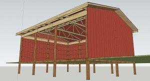 Building a Pole Barn #polebarngarage Building a Pole Barn - Redneck DIY #polebarngarage Building a Pole Barn #polebarngarage Building a Pole Barn - Redneck DIY #polebarngarage