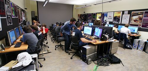 Colleges Now Embracing Video Game Development  Video Games And Gaming