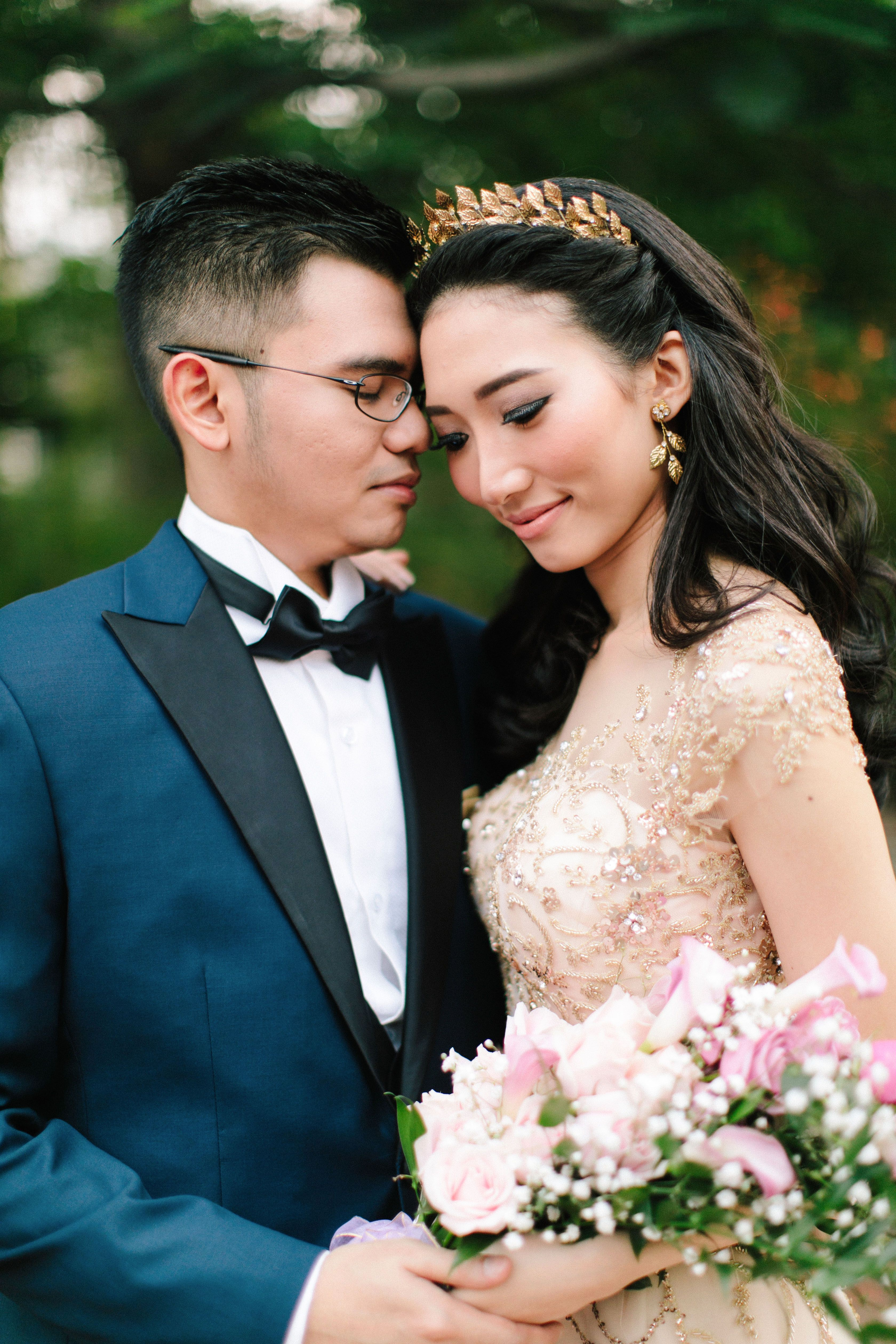 A ShakespeareInspired Wedding in Jakarta (With images