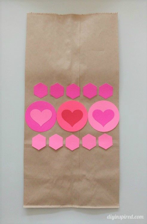 Kid S Craft Valentine S Day Lunch Bags