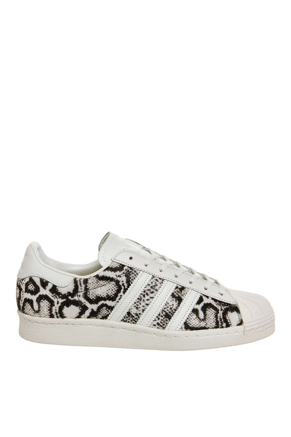 competitive price 3d3a7 8a5c0   Superstar  80s Trainers by Adidas Originals - Shoes- Topshop Europe