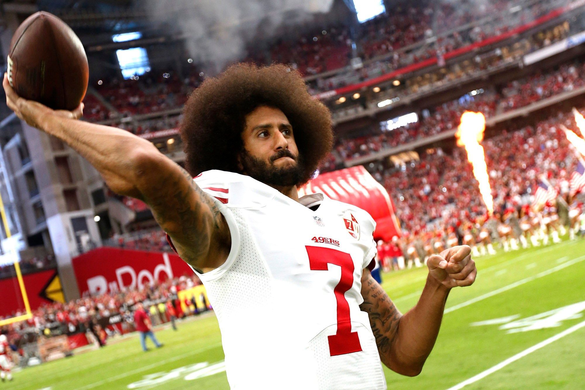 Colin Kaepernick and NFL settle collusion case ...