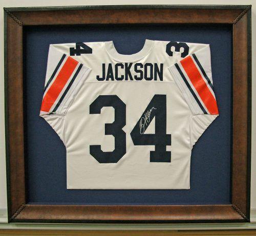 official photos be42a 1f4b7 Framed Auburn Football Jersey   Shadow Boxes   Football ...
