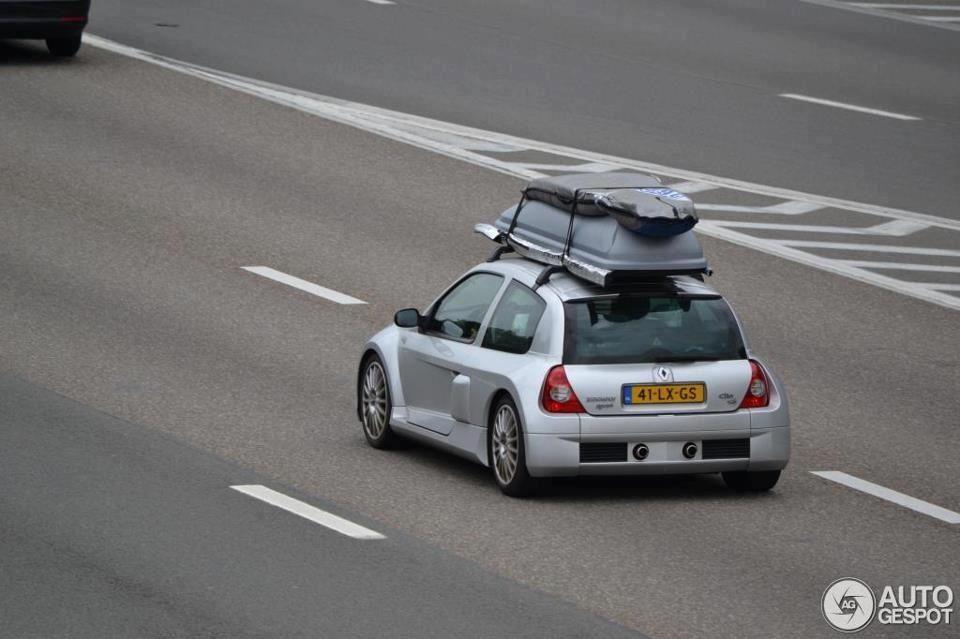 Clio v6 roof rack | Renault sportives | Pinterest