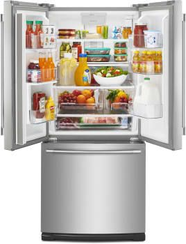 Maytag Mfw2055frz With Images Lg French Door Refrigerator