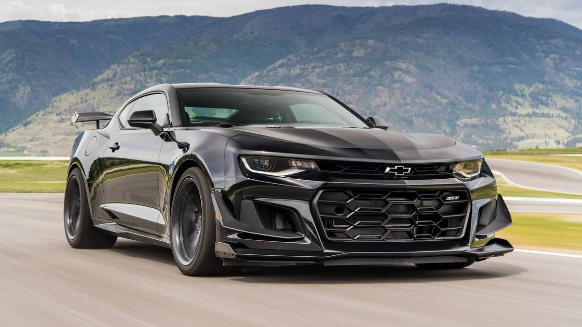 2018 Camaro Zl1 1le Photo 12