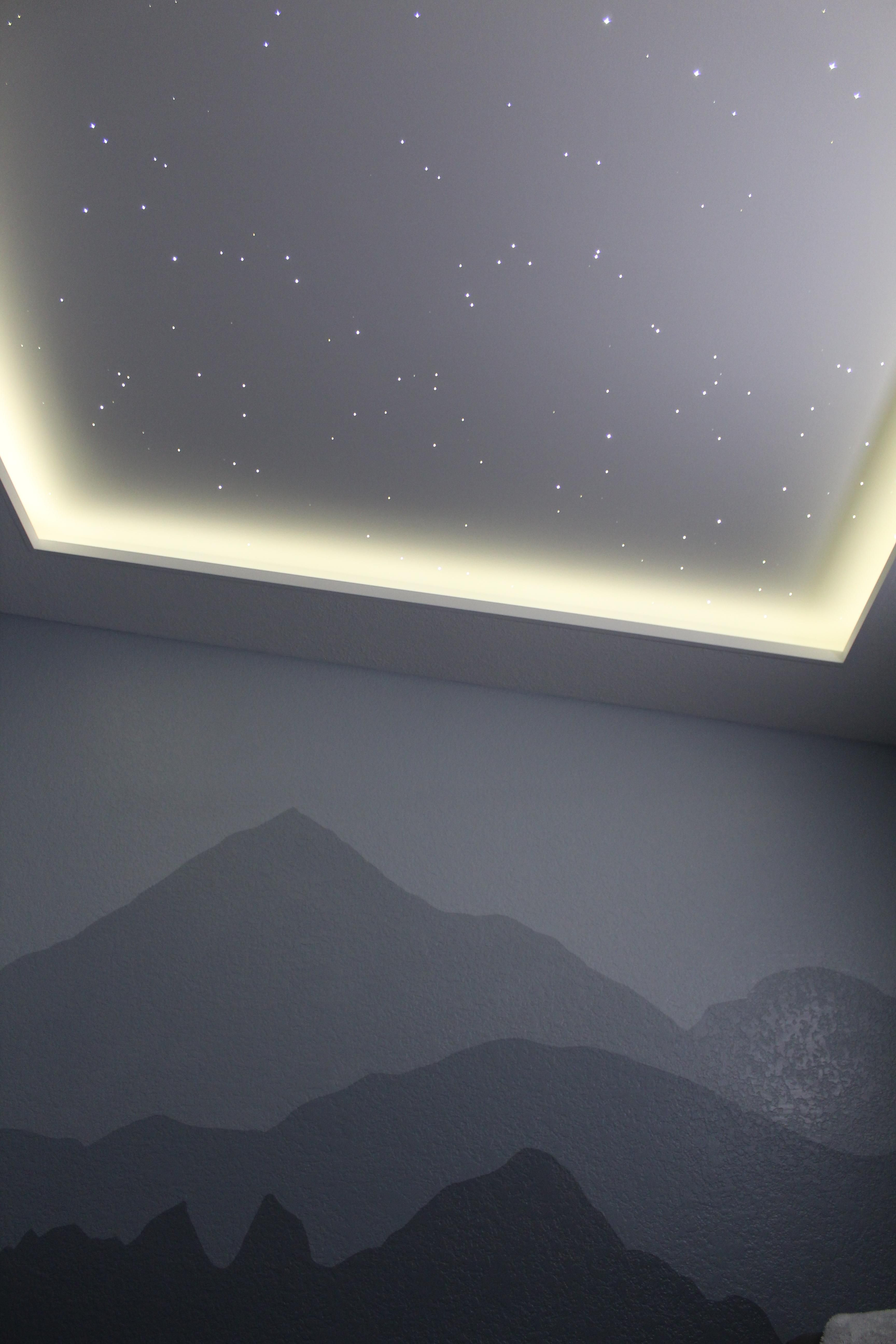 Nursery Star Ceiling And Interior Soffit Project   Album On Imgur