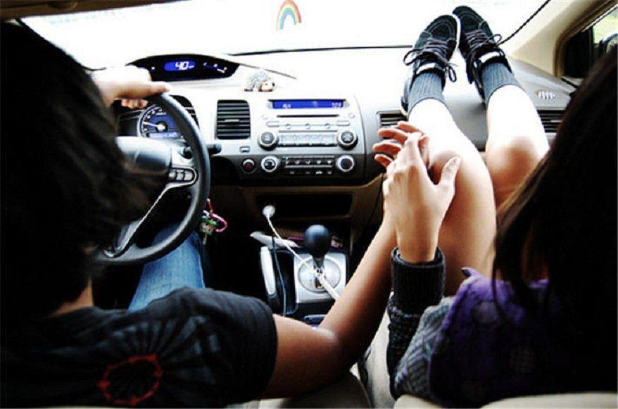 ребята сша фото он и она в машине кто
