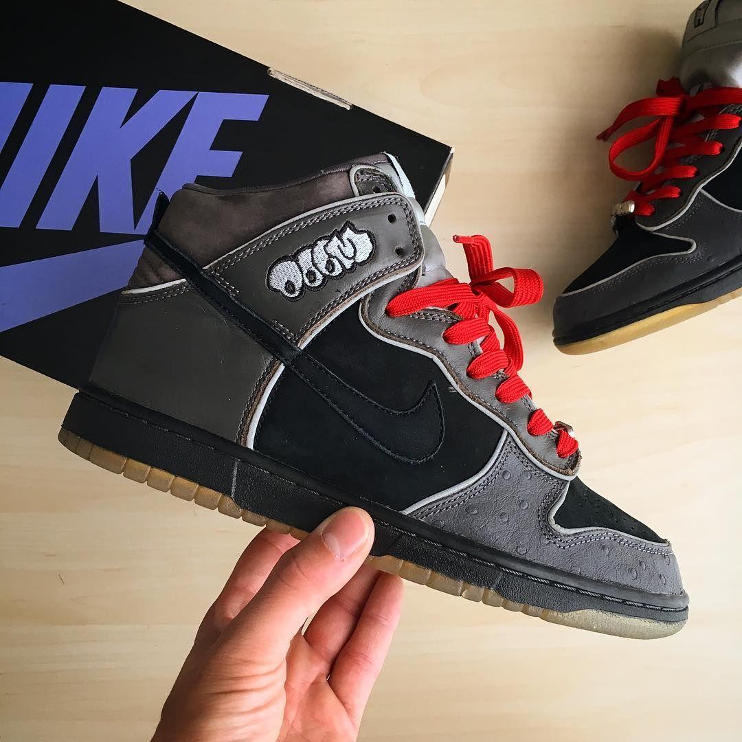 info for a0e05 58c3e Nike Dunk High Pro SB