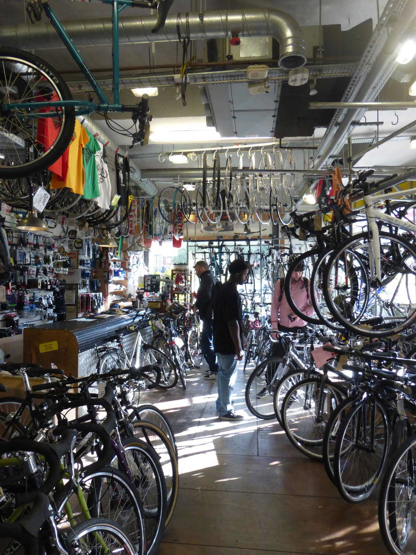 b1223494a26 On the Grid :: Brixton Cycles, Brixton, London | Bike Shops | Bike ...