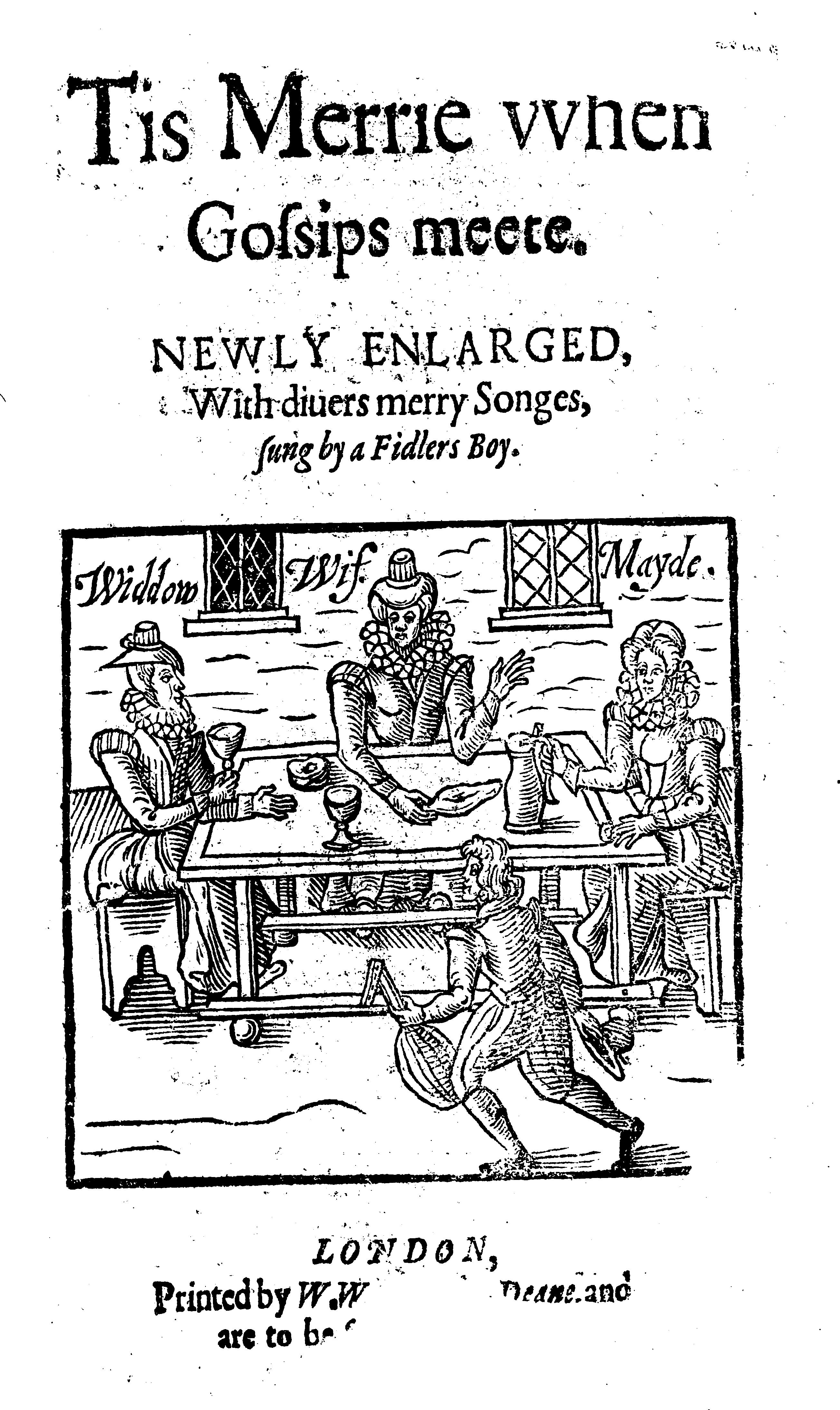English Historical Fiction Authors Gossip In Early Modern England By Sam Thomas Historical Fiction Authors London Drawing Modern Prints