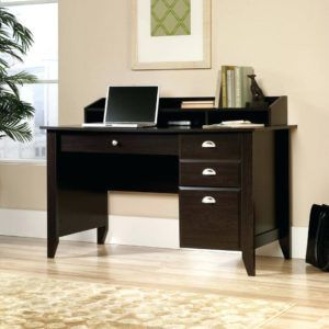 Metal Office Desk With Locking Drawers