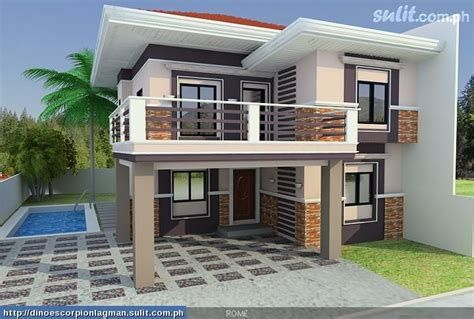 Modern model houses designs also house design in pinterest rh