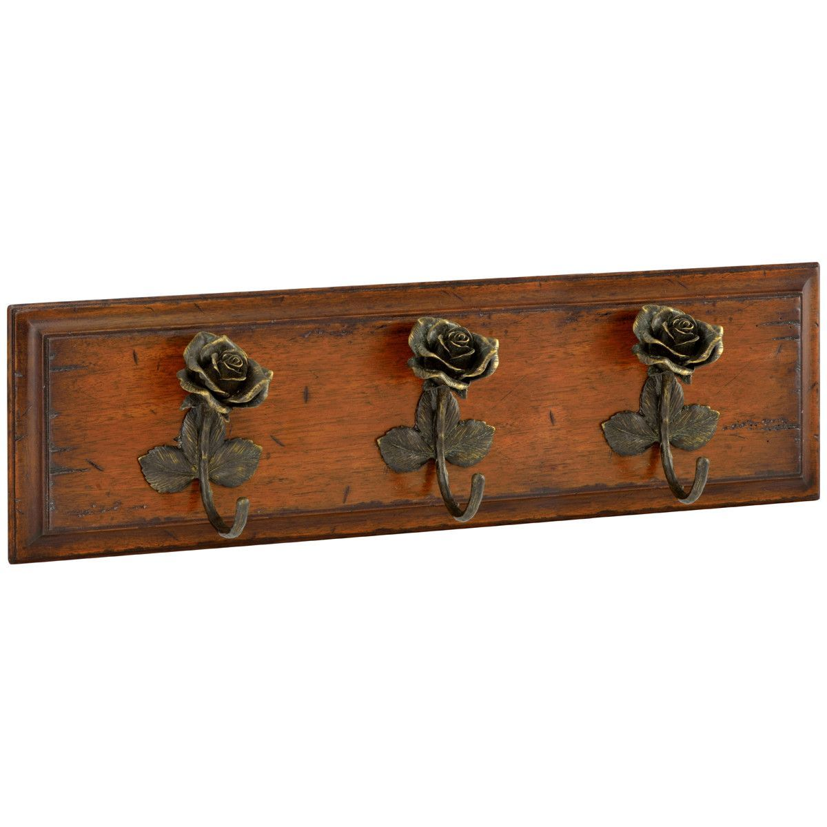 Jonathan Charles Three Rose Hooks