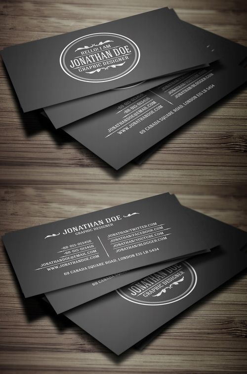 25 new professional business card psd templates psd pinterest 25 new professional business card psd templates flashek Gallery