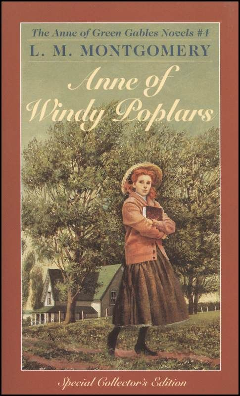 Anne of Windy Poplars (Anne of Green Gables 4)