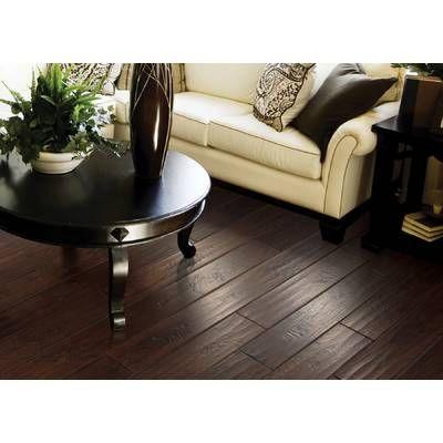 Olde Worlde 5 Engineered Hickory Hardwood Flooring #espressoathome