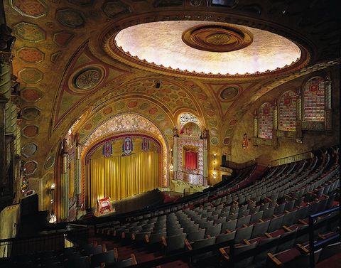 The Alabama Theatre Birmingham Al America S Most Beautiful Movie Theaters