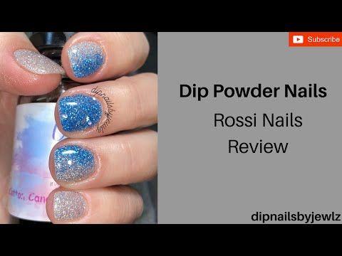 Dip Powder Nails l Rossi Nails