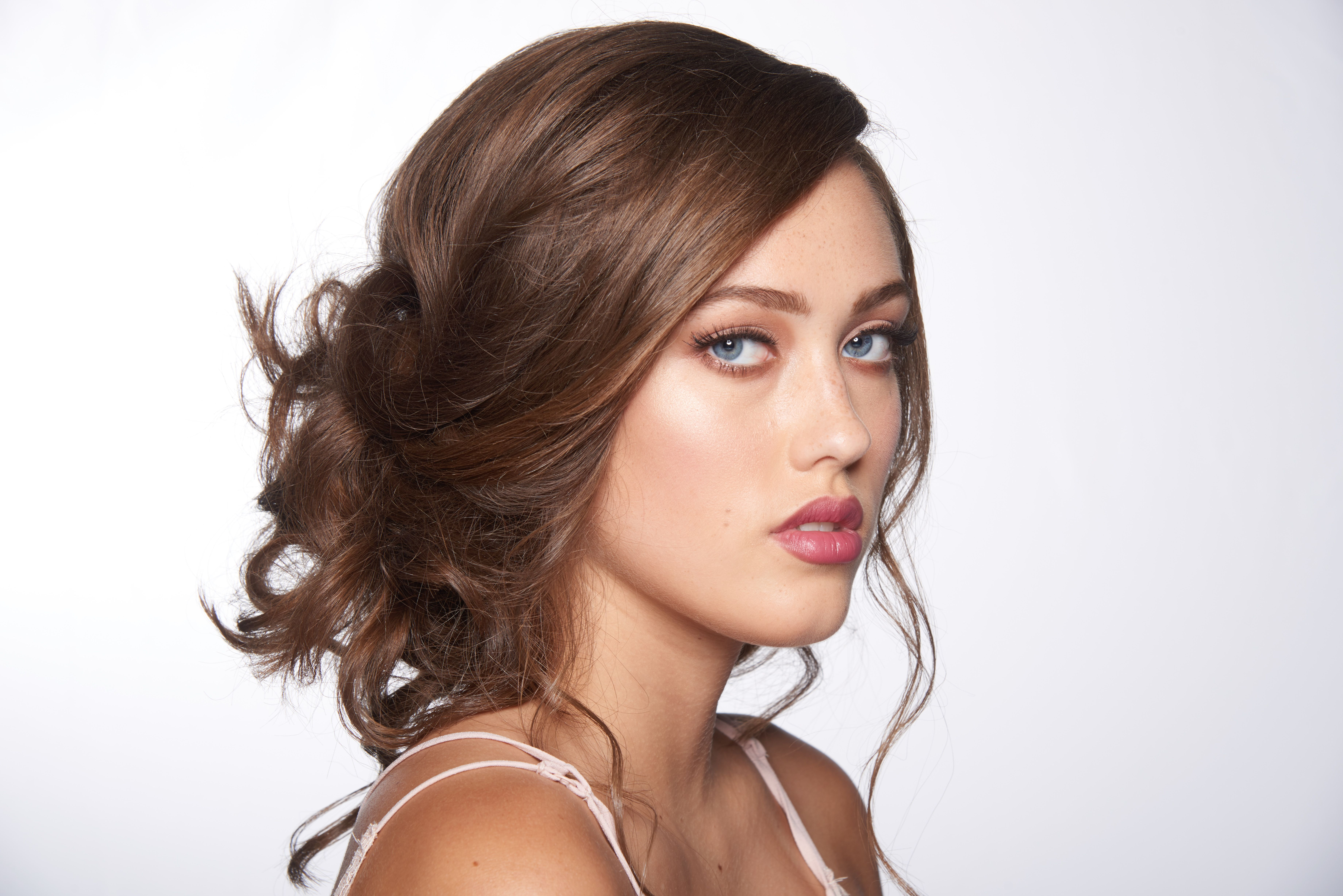 Pin by Tress Hairstyling Company on Soft & Romantic Styles