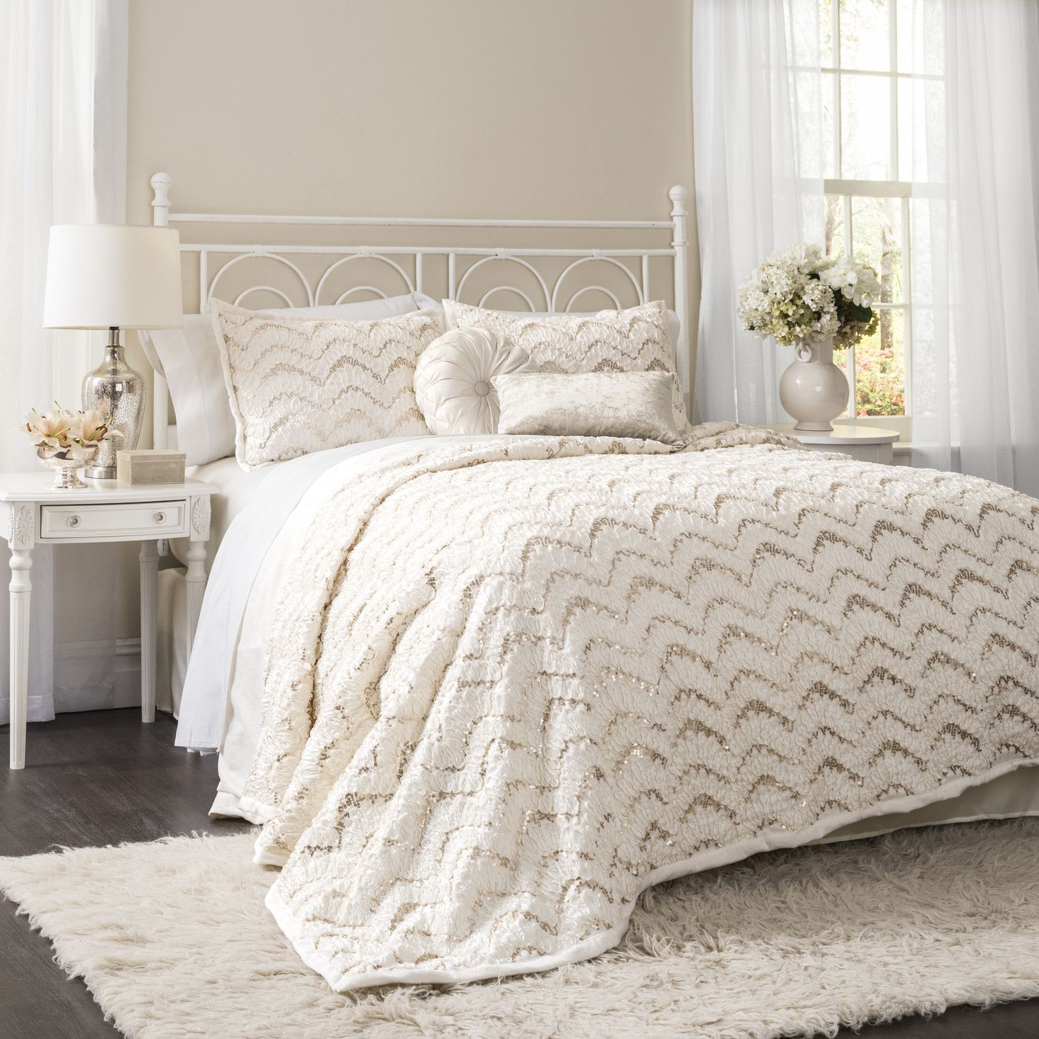 Special Edition By Lush Decor Gie Bedding Collection