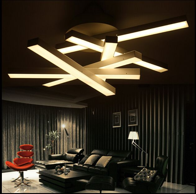 Modern Led Ceiling Lamps Led Lamps White Light Warm Light Living Room Dining Room Contemporary Ceiling Lamp Contemporary Ceiling Light Ceiling Lamps Bedroom