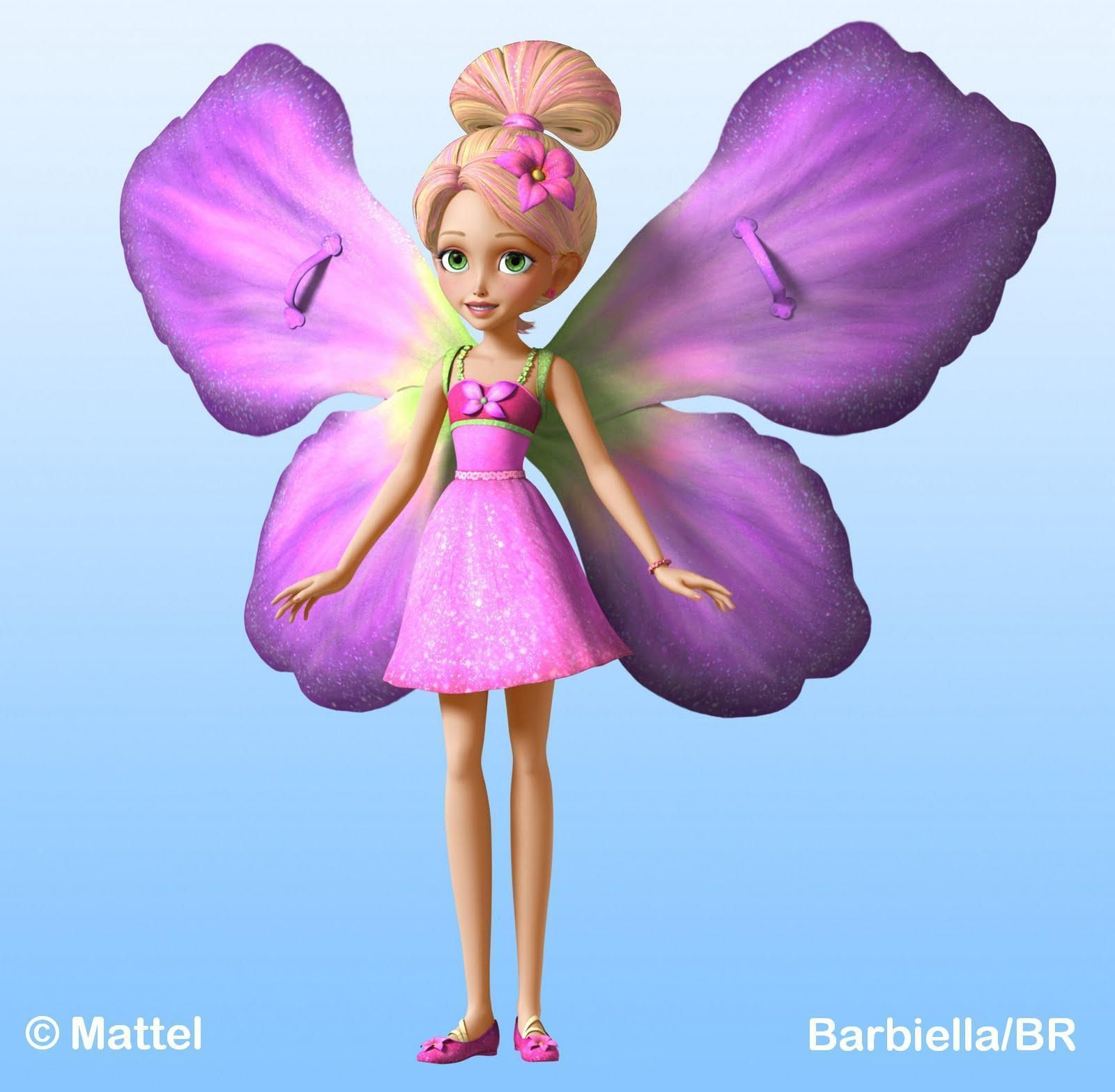 about barbie cartoon character