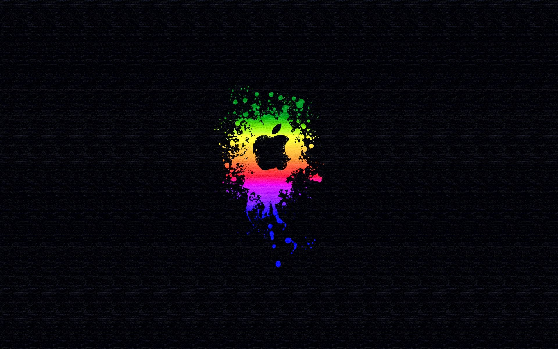 Rainbow Apple Logo Color Pop In 2019 Apple Ipad Wallpaper