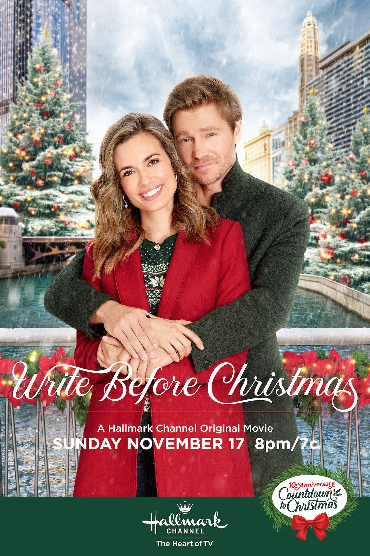 Write Before Christmas Brings Five Impactful People Back Into Jessica S T Hallmark Christmas Movies Hallmark Channel Christmas Movies Christmas Movies On Tv