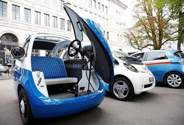 The Microlino EV Car - Gessato | Ev cars, Car, Isetta