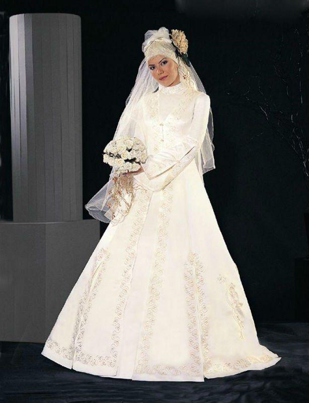 ISLAMIC WEDDING DRESS | Islamic wedding | Pinterest | Islamic ...