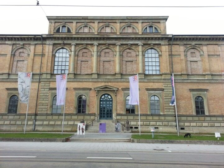 Alte Pinakothek in München, Bayern