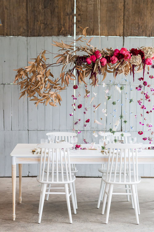 Modern + Chic Boho Fall Wedding Inspiration | Pinterest | Fall ...