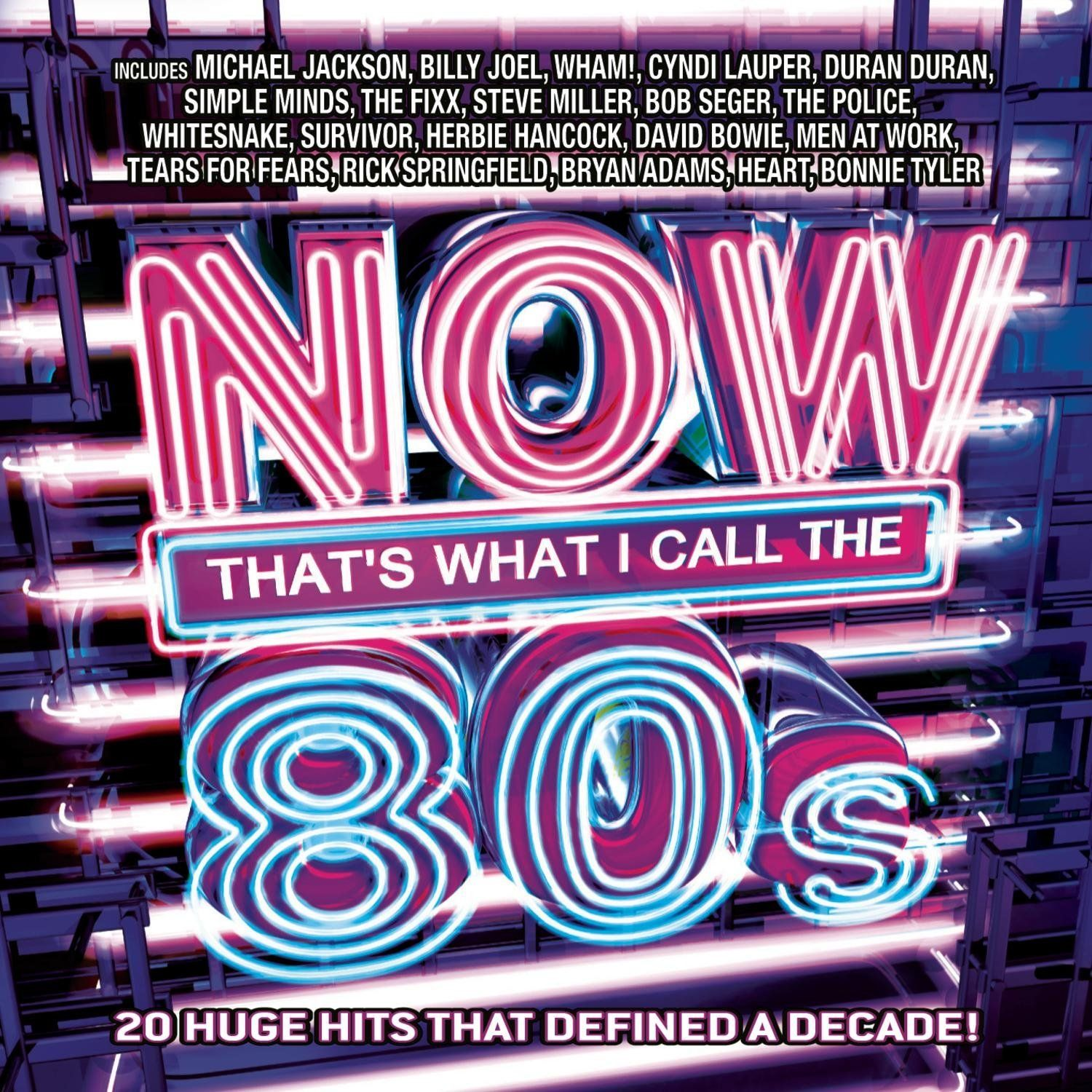 Various Artists - NOW That's What I Call The '80s - Amazon.com Music