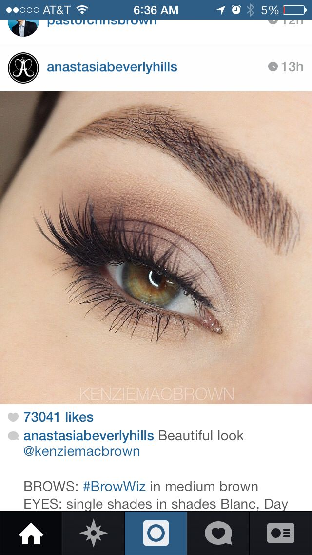 Awesome brow