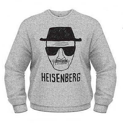 Sweat Breaking Bad Heisenberg Gris