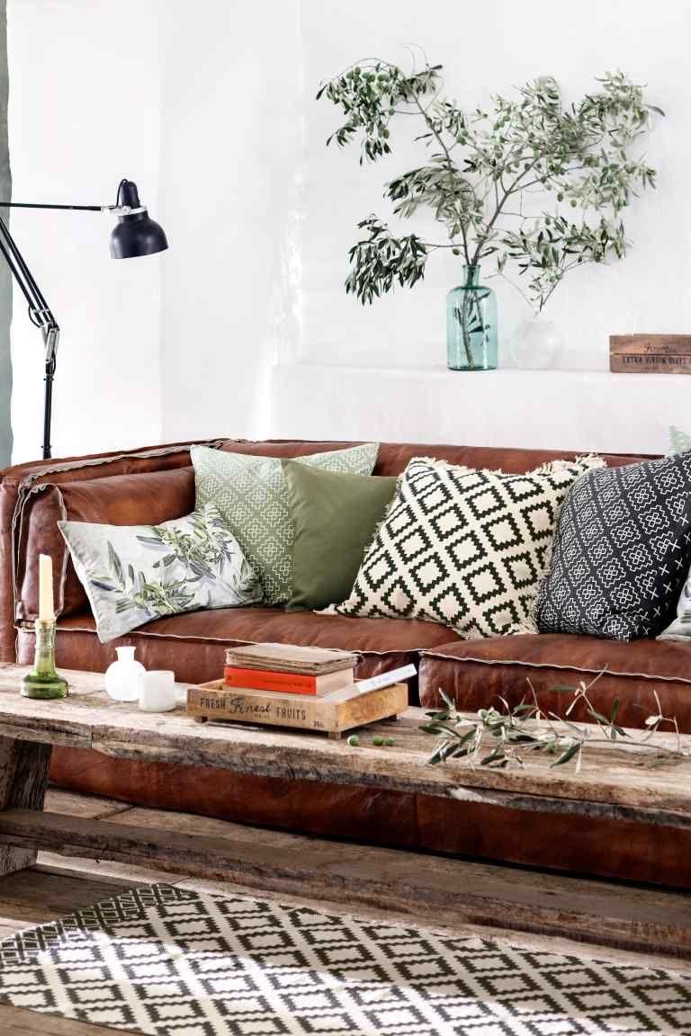 Cuscini Su Divano Marrone tappetino in cotone fantasia (con immagini)   idee per