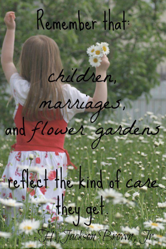 Favorite Garden Quotes | Relaxing in the Garden #Children ...