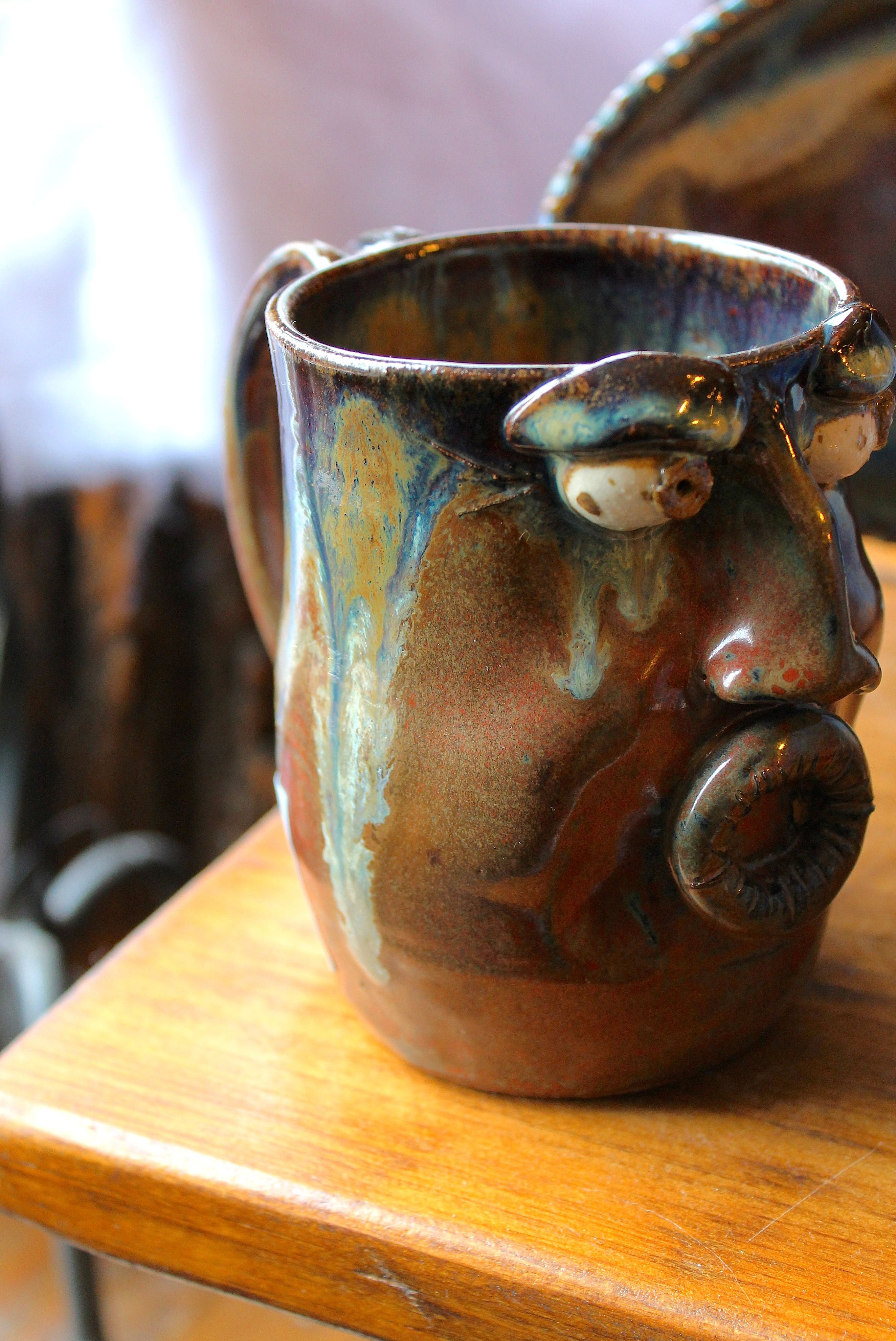 Find great pottery pieces at the Country Cottage in Downtown Dahlonega! // https://plus.google.com/116596678051799131224/about?gl=us&hl=en