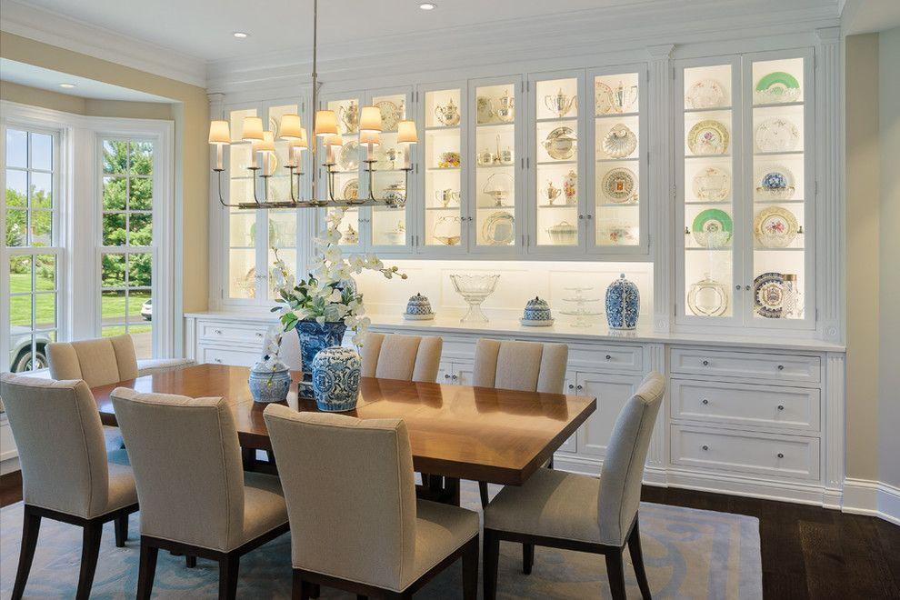 Httpssmediacacheak0Pinimgoriginals65 Magnificent Built In Dining Room Hutch 2018