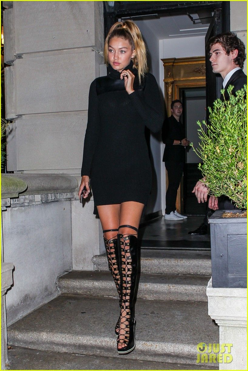 5015bc88877 kim kardashian private party with gigi bella hadid 03 Kim Kardashian leaves  the same private dinner