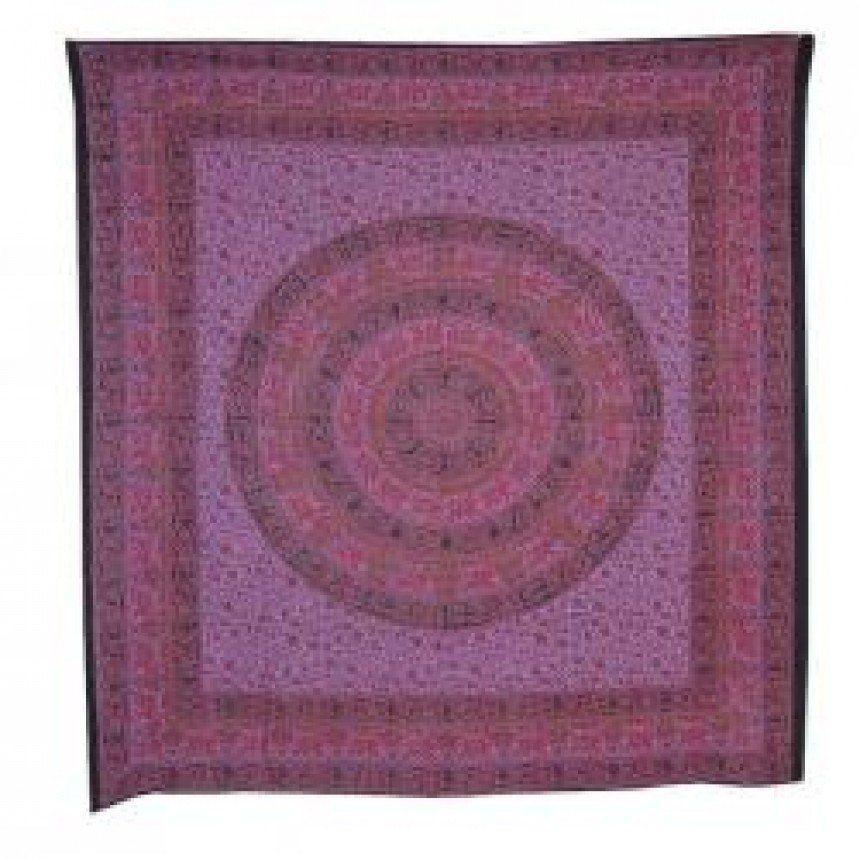 Ethnic Overdyed Tapestry Single