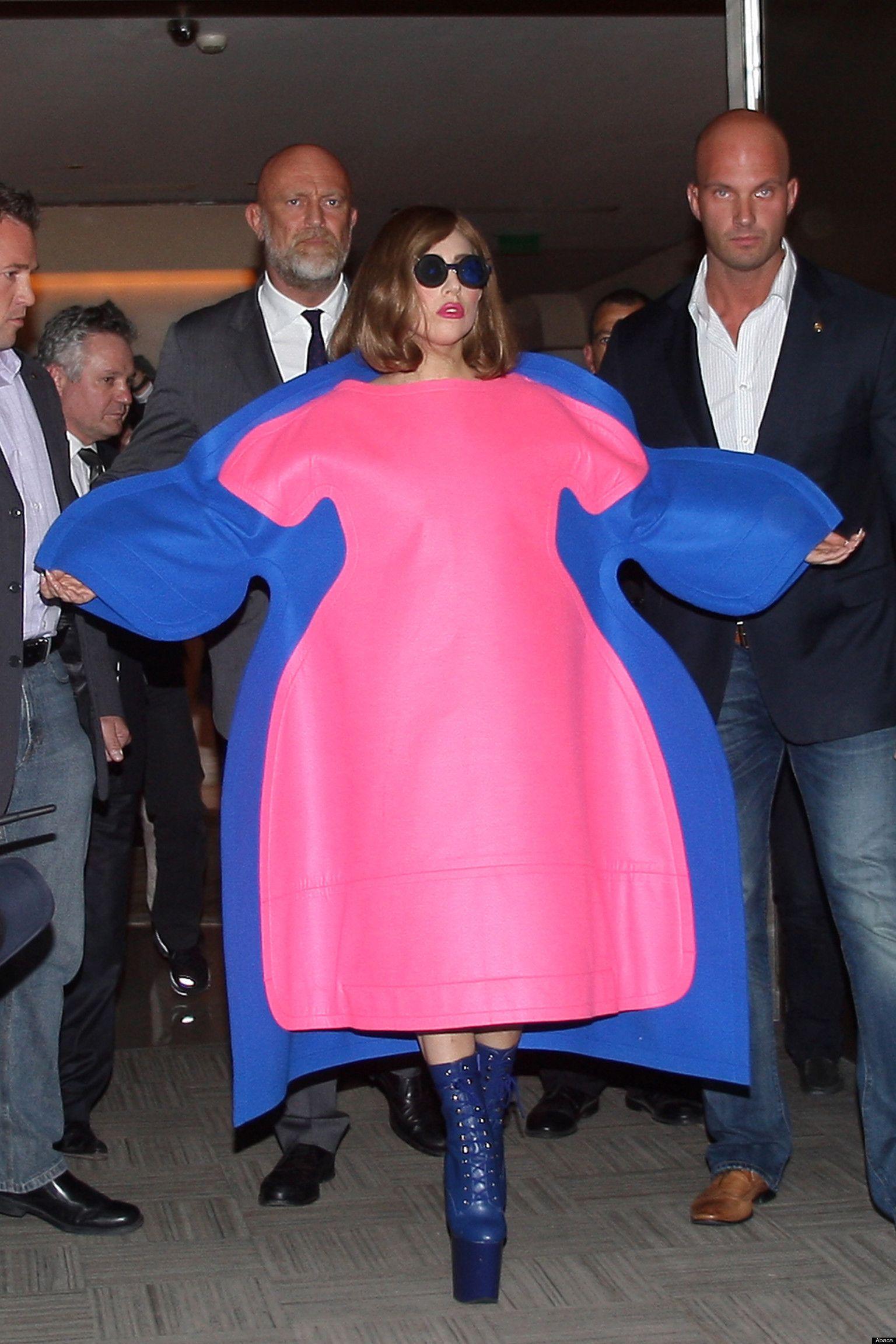 Qué vestido de Lady Gaga te pondrías? | Vestidos extravagantes ...