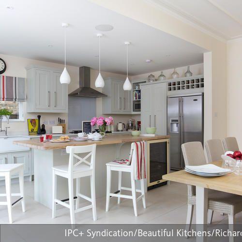 Wohnküche mit großem Tresen Offene wohnküche, Tresen und - offene wohnkchen