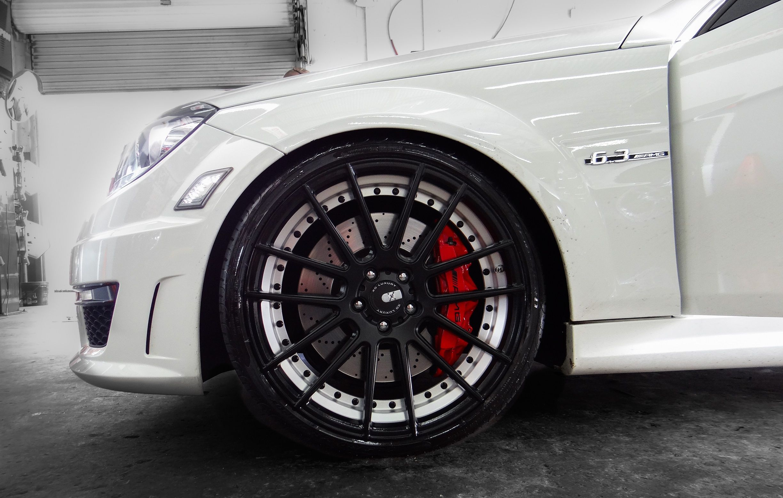 Mercedes benz sl65 xo luxury monaco wheels