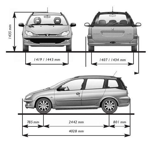 Peugeot 206 Sw Owner 39 S Manual